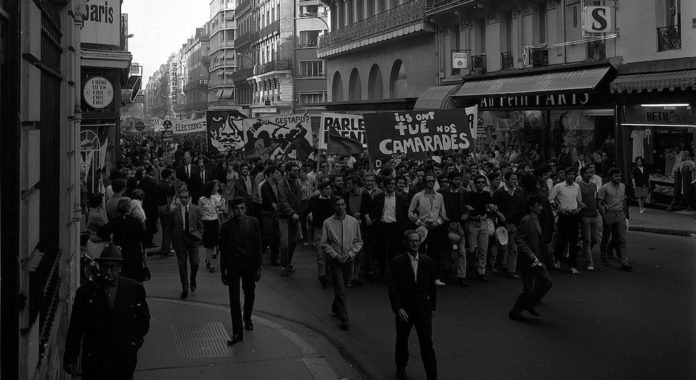 What Happened in France in May 1968, Explained - Frenchly