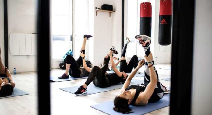 7 Places To Take Fitness Classes In Paris Frenchly