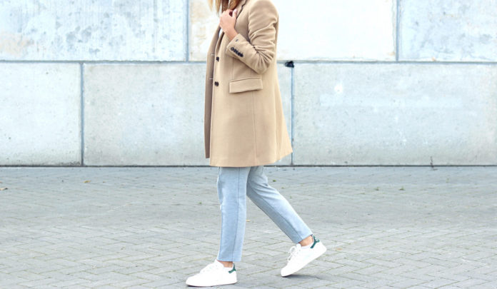 How to Wear Stan Smiths like a French Girl Frenchly