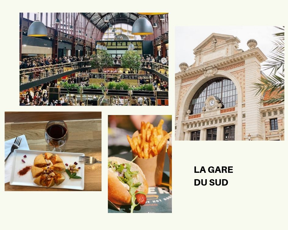 food courts france nice