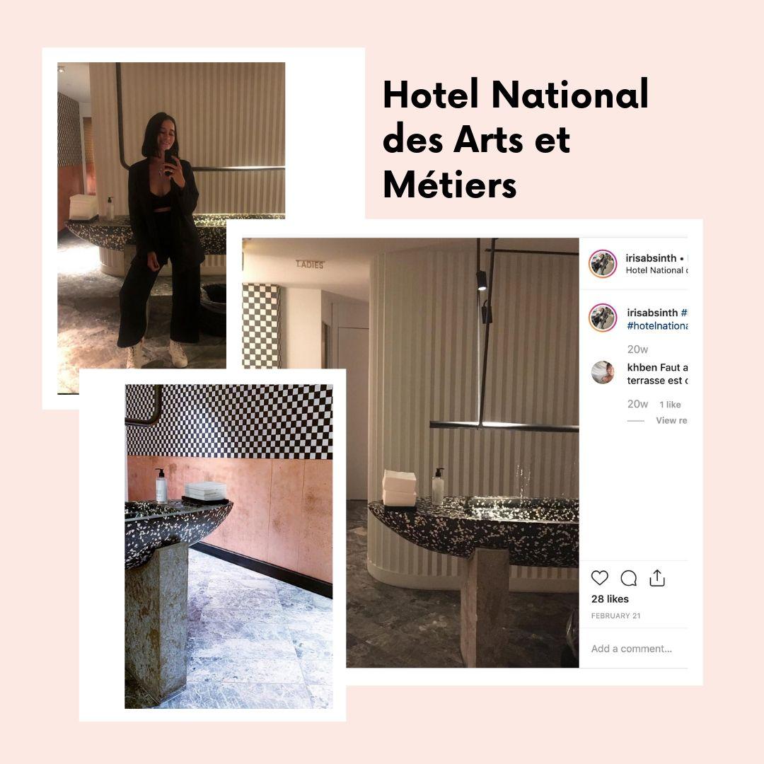 luxury toilet paris hotel