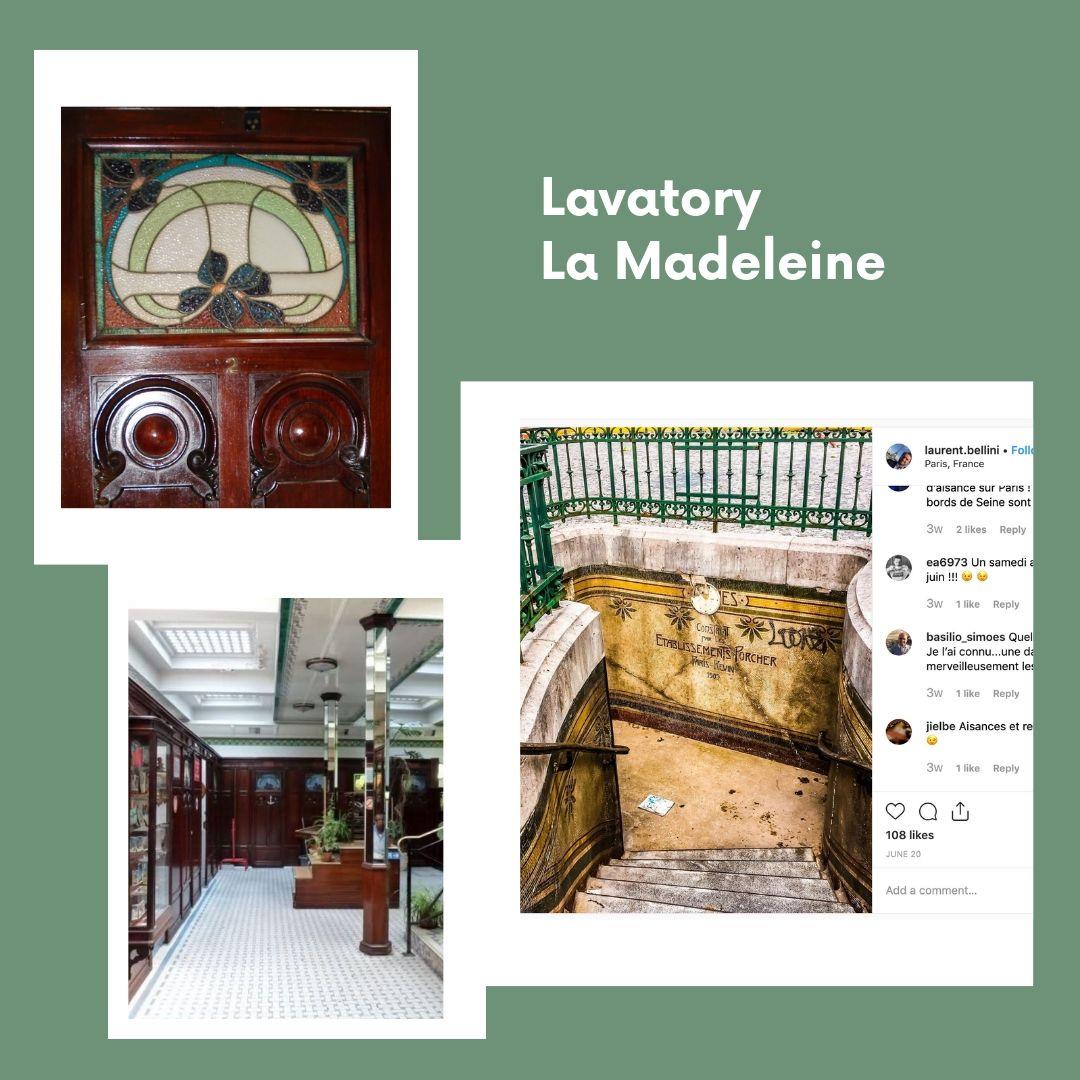 luxury loos Paris