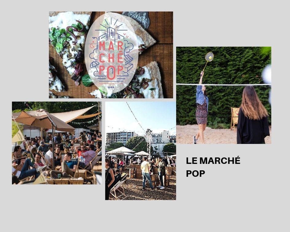 food courts france Paris